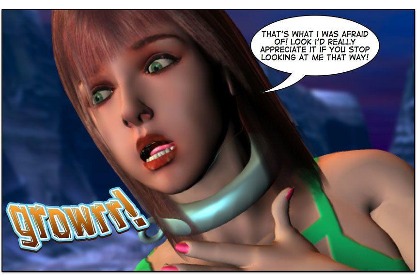Mindy - Sex Slave On Mars c376-400 - part 17