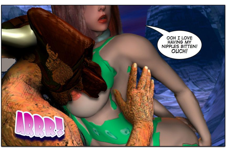 Mindy - Sex Slave On Mars c376-400 - part 18