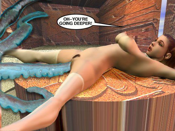 Mindy - Sex Slave On Mars c351-375 - part 16