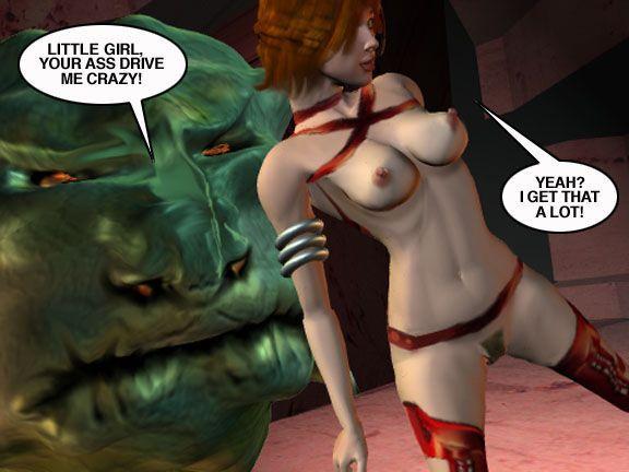 Mindy - Sex Slave On Mars c326-350 - part 8
