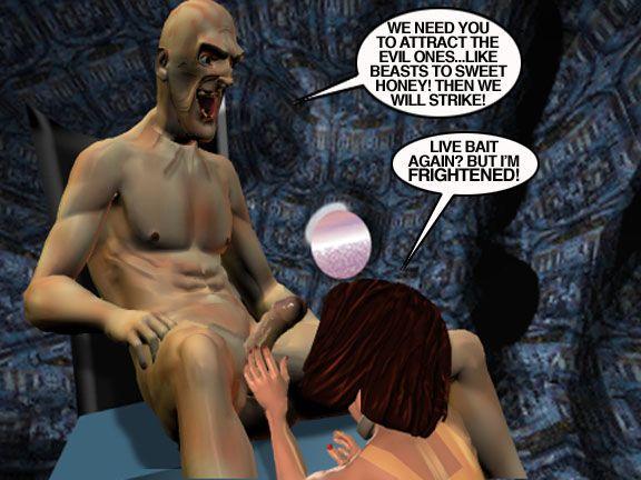 Mindy - Sex Slave On Mars c301-325 - part 5