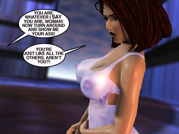 Mindy - Sex Slave On Mars c301-325 - part 8