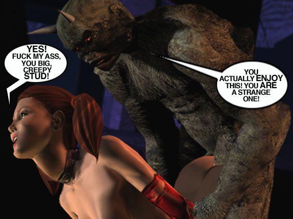 Mindy - Sex Slave On Mars c301-325 - part 15
