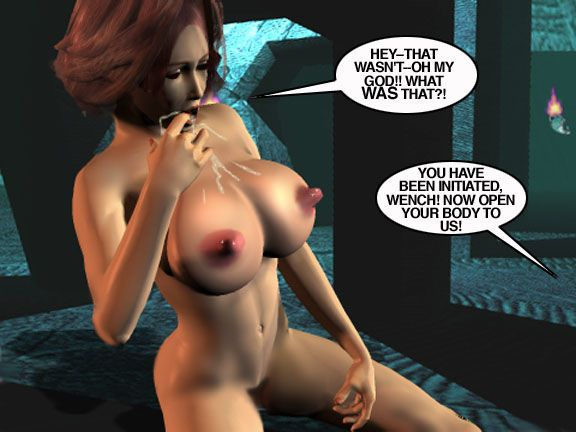 Mindy - Sex Slave On Mars c276-300 - part 7