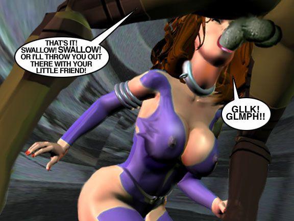 Mindy - Sex Slave On Mars c251-275 - part 17