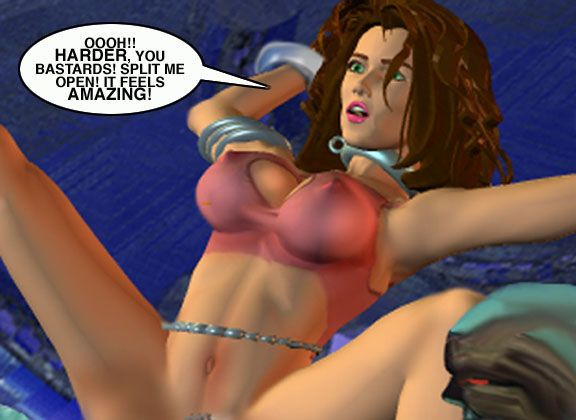 Mindy - Sex Slave On Mars c226-250