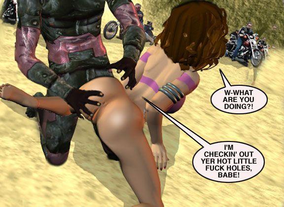 Mindy - Sex Slave On Mars c226-250 - part 6