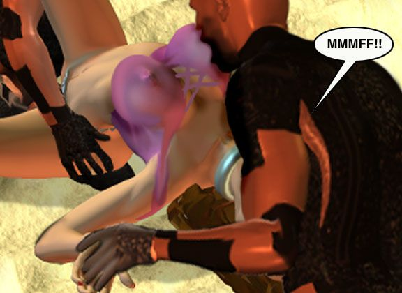 Mindy - Sex Slave On Mars c226-250 - part 8