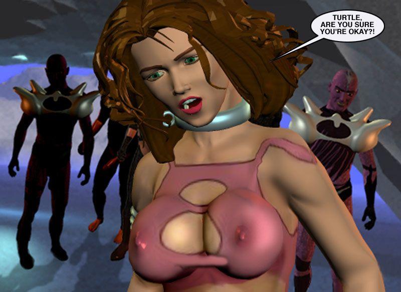 Mindy - Sex Slave On Mars c226-250 - part 12