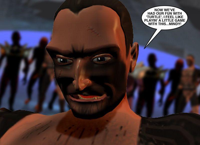 Mindy - Sex Slave On Mars c226-250 - part 14