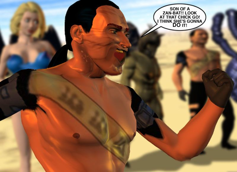 Mindy - Sex Slave On Mars c226-250 - part 17