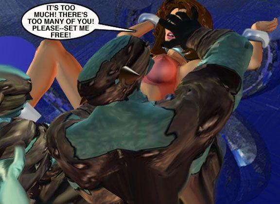 Mindy - Sex Slave On Mars c201-225 - part 17