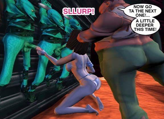 Mindy - Sex Slave On Mars c001-025 - part 13