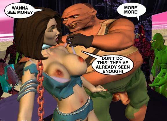Mindy - Sex Slave On Mars c001-025 - part 16