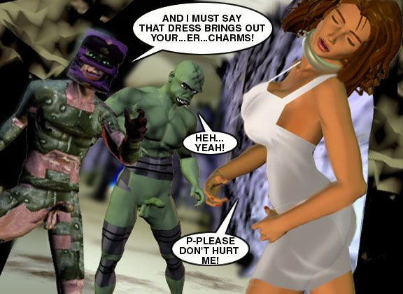 Mindy - Sex Slave On Mars c101-125