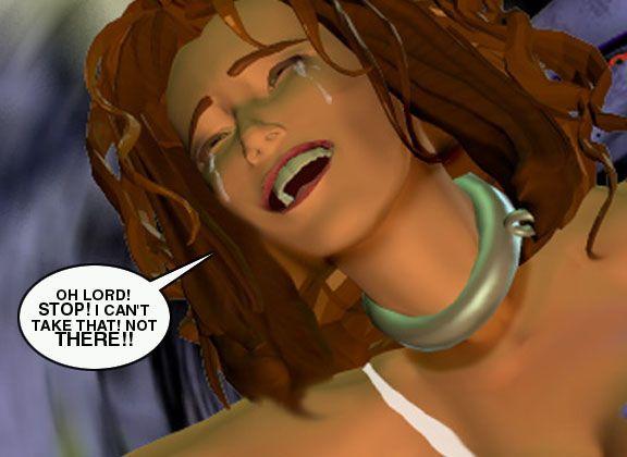 Mindy - Sex Slave On Mars c101-125 - part 7