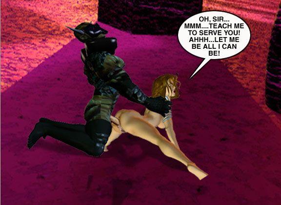 Mindy - Sex Slave On Mars c101-125 - part 16