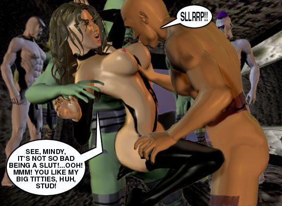 Mindy - Sex Slave On Mars c076-100 - part 9