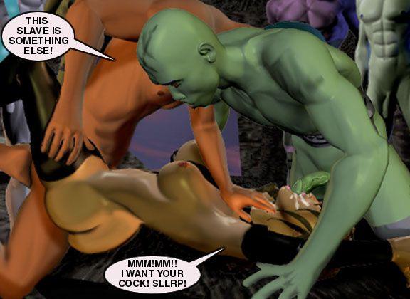 Mindy - Sex Slave On Mars c076-100 - part 11