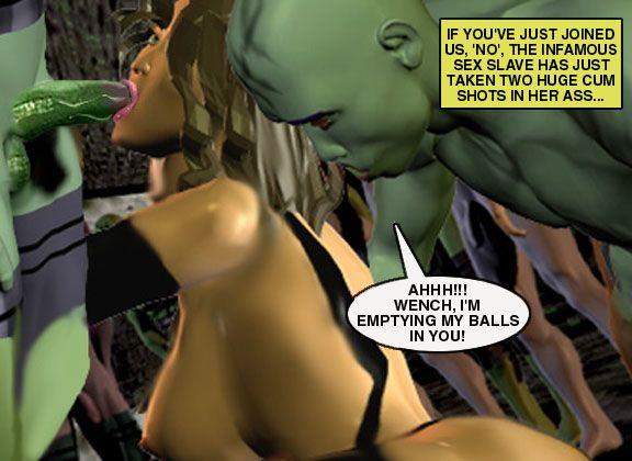 Mindy - Sex Slave On Mars c076-100 - part 14