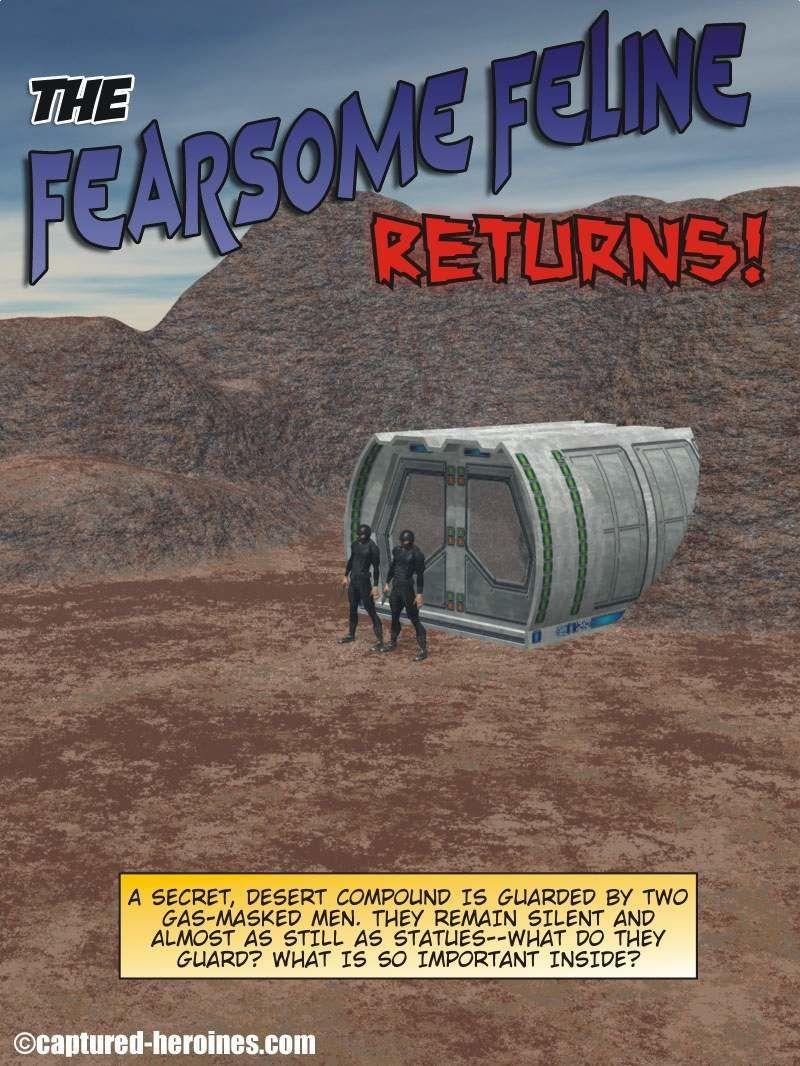The Fearsome Feline Returns 1-5