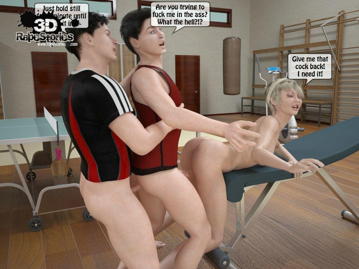 [3D] Personal Trainer - part 3