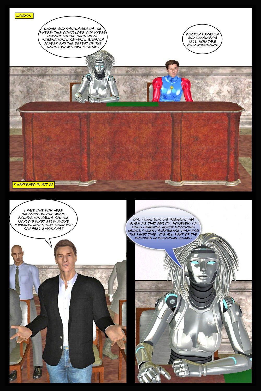 [3D] Platinum Earth 25-27 - part 2