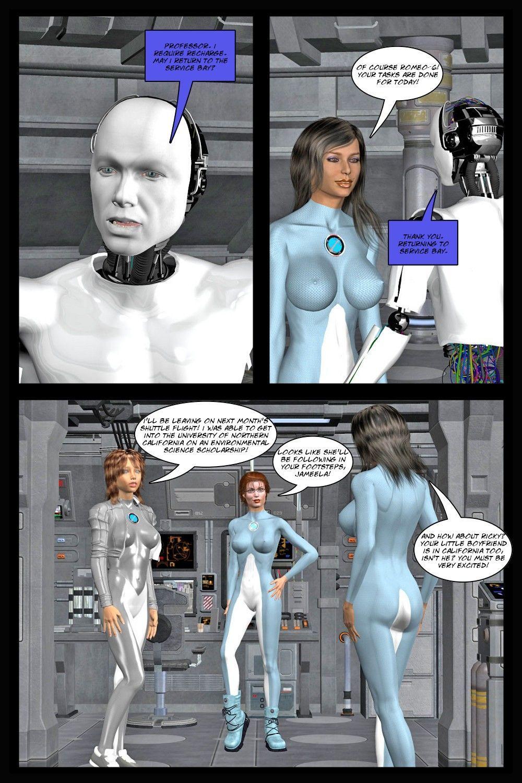 [3D] Platinum Earth 25-27 - part 3