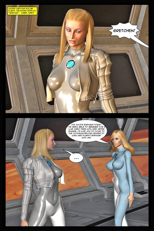 [3D] Platinum Earth 25-27 - part 4