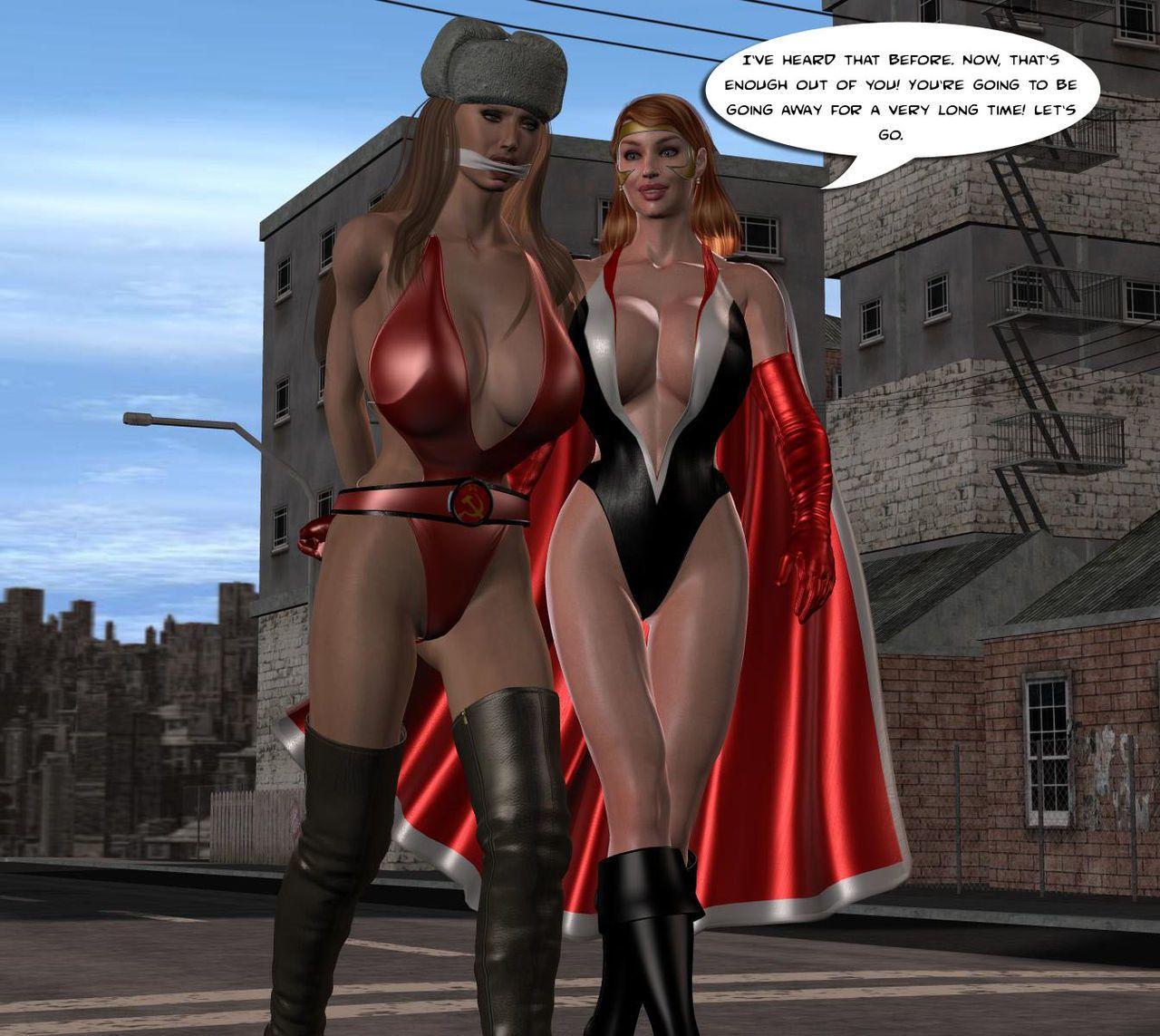 Red Venus ch 1-14 - part 2