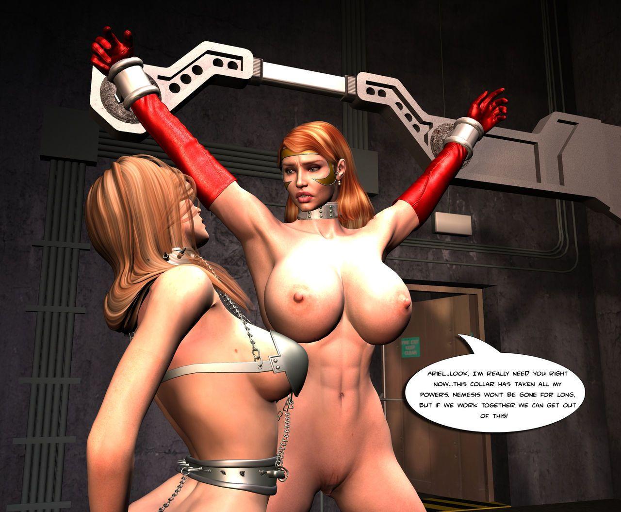 Red Venus ch 1-14 - part 6