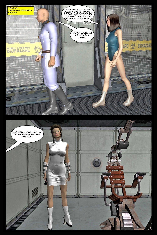 [3D] Platinum Earth 14-15 - part 2