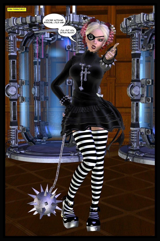 [3D] Platinum Earth 08-09 - part 2