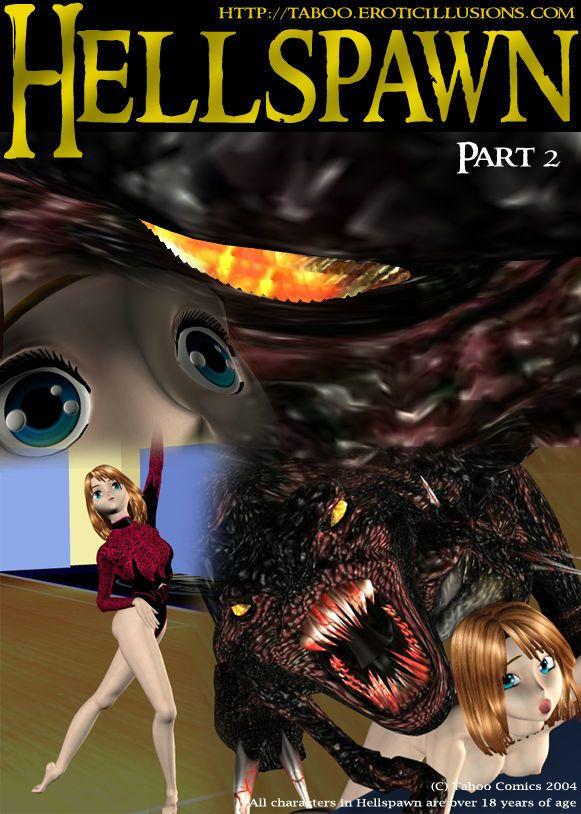Hellspawn- prologue + 1-2-3 - part 2