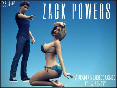 Zack Powers 1 & 2- TGTrinity