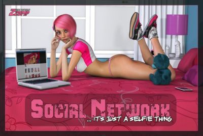 Zzomp- Dolly Pink Social Network
