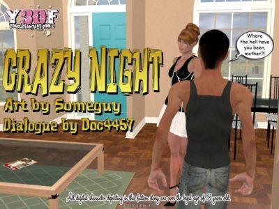 Crazy Night  Y3DF