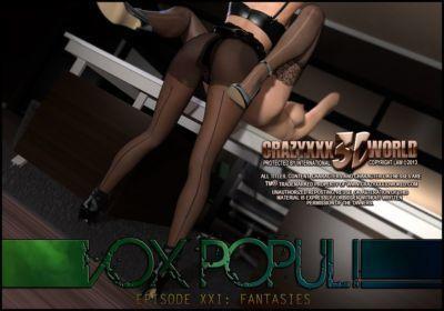 Auditor of Reality- Vox Populi 21