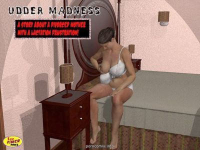Divorced Mother- Udder Madness
