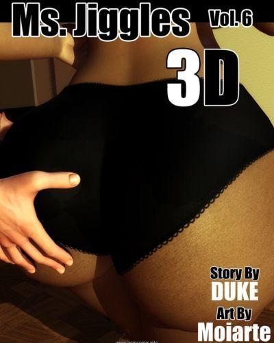 Ms Jiggles 3D  Part 6- Duke Honey