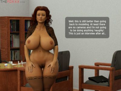 Foxxx  Azaleas Job Interview - part 2