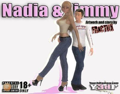Y3DF- Nadia and Jimmy  Broken 1