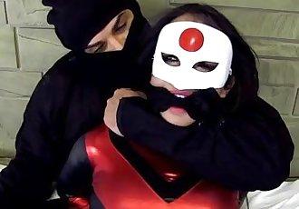 Katana Caught & Fucked by Master - 11 min HD