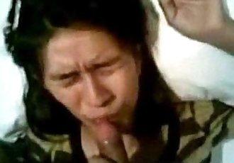 Pinilit Ipakain ang tamod kay Magandang Dilag - www.kanortube.com - 2 min