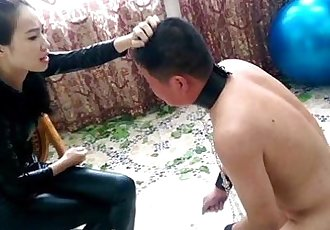 Chinese femdom 352 - 16 min