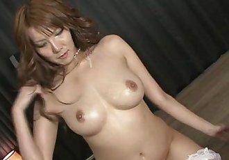 Stunning babe Yuna Hirose tit flaunting and banged hard - 8 min