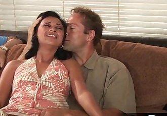 Asian Wife Fucked - 8 min HD