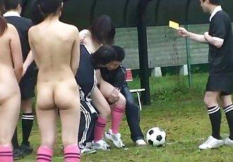 japanhdv Naked Soccer Cup scene7 trailer - 54 sec