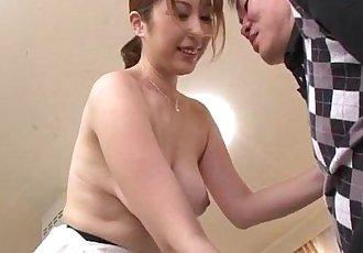 Nothing like a big dick to please cock suckingAraki Hitomi - 12 min