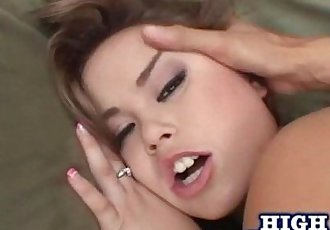 Juicy Curvy Asian Fuck Puppy Kaci Starr - 6 min
